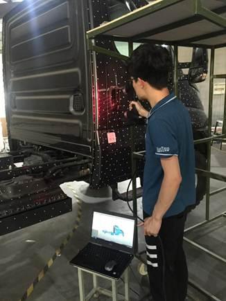 三维扫描大卡车4