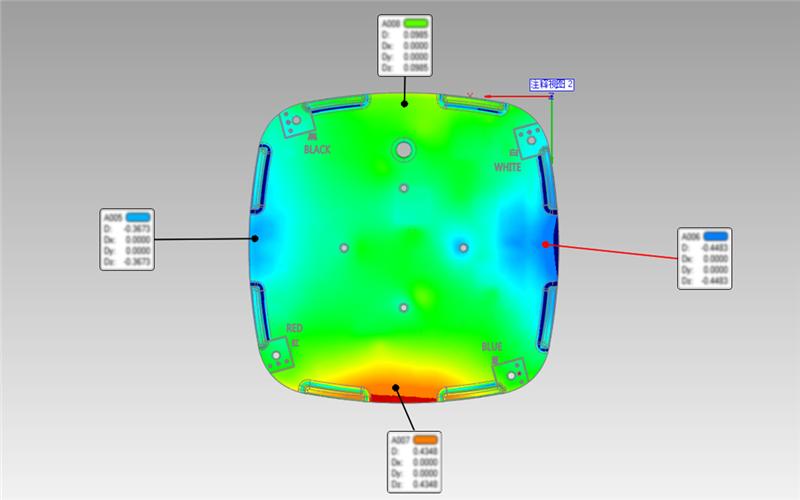 三维扫描精密铝铸件正面检测比对色谱图.jpg