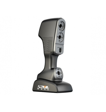 Handheld white light 3D scanner