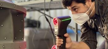 KSCAN助力智利水力发电涡lun数字化更xin设计